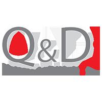 Logo da Q&D Sistemas Eletrônicos