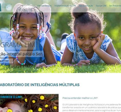 Desenvolvimento de Site no setor da Educação