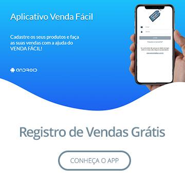 app venda fácil