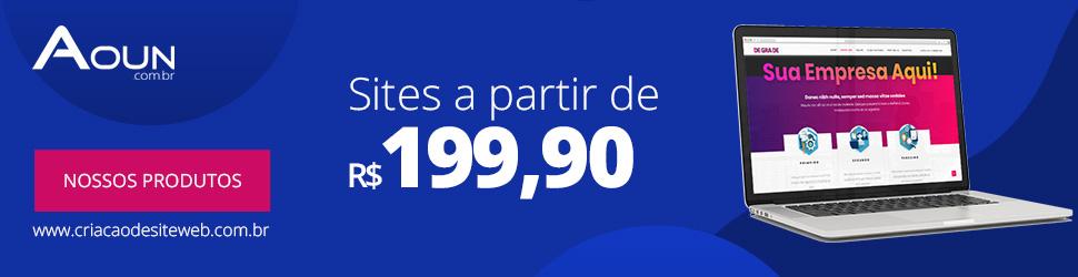 Site por R$199,90
