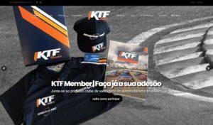 Produto da KTF Sports no site