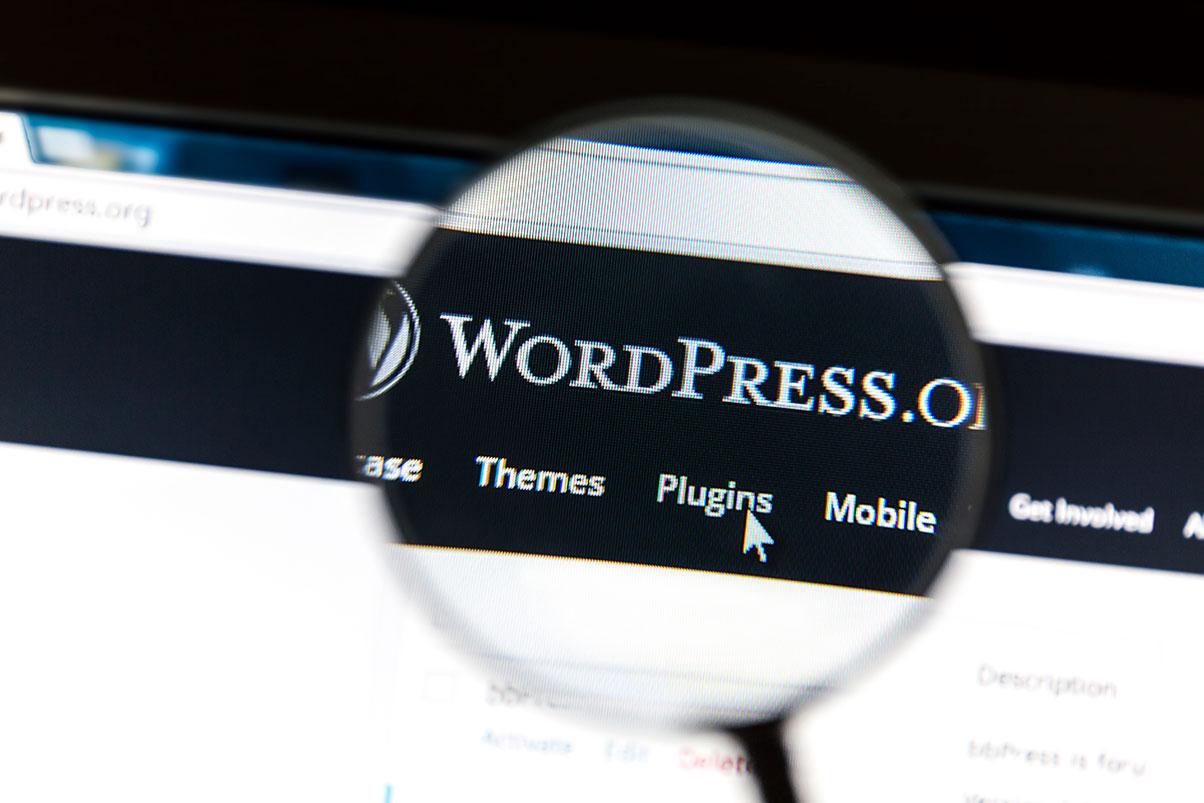 Atualização Wordpress