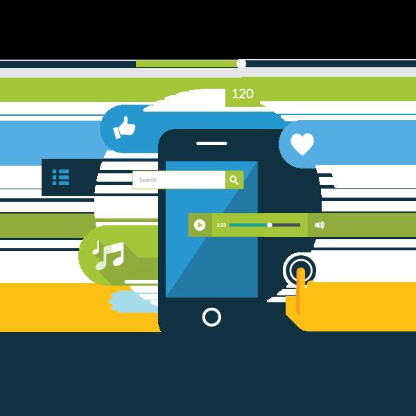 serviços mobile